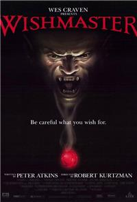 Wishmaster (1997) Poster