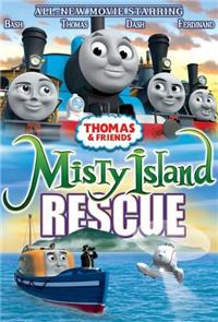 Thomas & Friends: Misty Island Rescue (2010) 1080p Poster