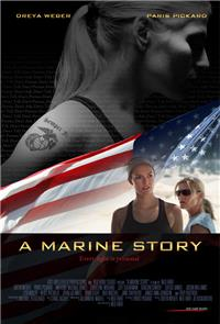 A Marine Story (2010) 1080p Poster