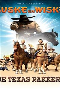 Luke and Lucy: The Texas Rangers (2009) 1080p Poster