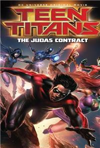 Teen Titans: The Judas Contract (2017) Poster