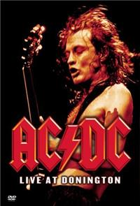 AC/DC - Live at Donington (1992) Poster
