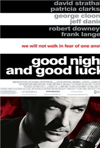 Good Night, and Good Luck. (2005) 1080p Poster