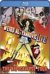 'Weird Al' Yankovic - Live! The Alpocalypse Tour (2011) Poster