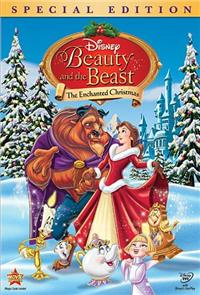 Beauty and the Beast: The Enchanted Christmas (1997) 1080p Poster
