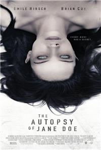The Autopsy of Jane Doe (2016) 1080p Poster
