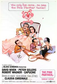 The Pink Panther (1963) 1080p Poster