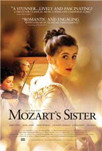 Mozart's Sister (2010) Poster
