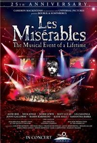 Les Misérables in Concert - The 25th Anniversary (2010) 1080p Poster