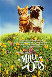 The Adventures of Milo and Otis (1986) Poster