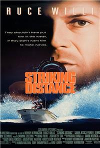 Striking Distance (1993) Poster