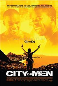 City of Men (2007) Poster