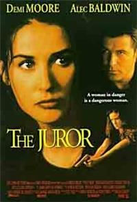 The Juror (1996) Poster
