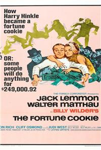 The Fortune Cookie (1966) 1080p Poster