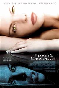 Blood and Chocolate (2007) poster