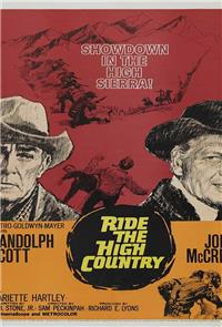 Ride the High Country (1962) Poster