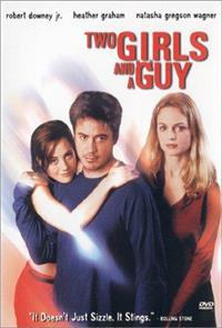 Two Girls and a Guy (1997) Poster