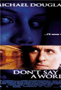 Don't Say a Word (2001) 1080p poster