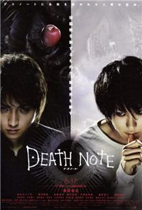 Death Note (2006) 1080p Poster