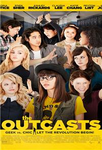 The Outcasts (2017) Poster