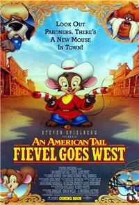 An American Tail: Fievel Goes West (1991) 1080p Poster