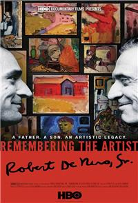 Remembering the Artist: Robert De Niro, Sr. (2014) Poster