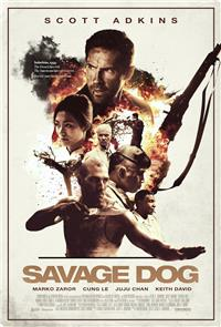 Savage Dog (2017) 1080p Poster