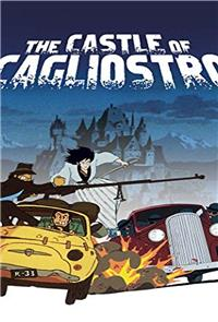 Lupin the Third: The Castle of Cagliostro (1979) Poster