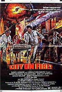 City on Fire (1979) 1080p poster
