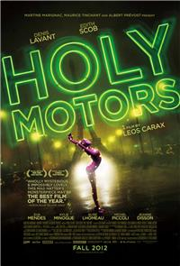 Holy Motors (2012) 1080p Poster