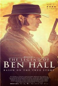 The Legend of Ben Hall (2016) poster