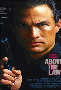 Above the Law (1988) Poster