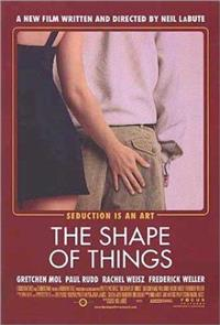 The Shape of Things (2003) Poster