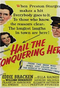 Hail the Conquering Hero (1944) Poster