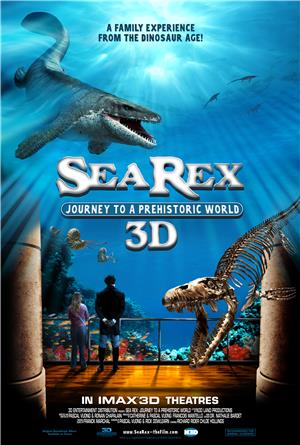 Sea Rex 3D: Journey to a Prehistoric World (2010) Poster