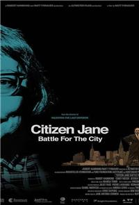 Citizen Jane: Battle for the City (2017) Poster