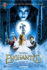 Enchanted (2007) 1080p Poster