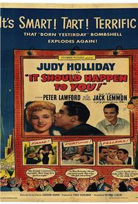 It Should Happen to You (1954) Poster