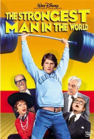 The Strongest Man in the World (1975) Poster