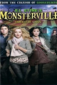 R.L. Stine's Monsterville: The Cabinet of Souls (2015) 1080p Poster