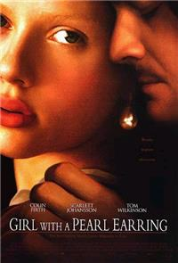Girl with a Pearl Earring (2003) 1080p Poster