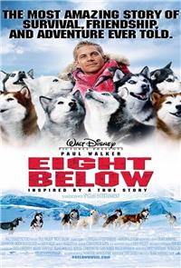 Eight Below (2006) 1080p Poster