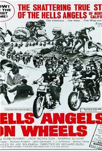 Hells Angels on Wheels (1967) 1080p Poster
