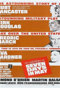 Seven Days in May (1964) Poster