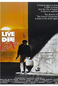 To Live and Die in L.A. (1985) 1080p Poster