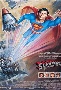 Superman IV: The Quest for Peace (1987) 1080p Poster