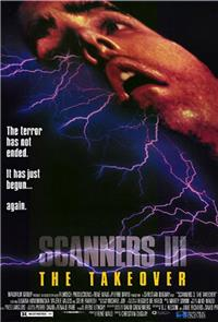 Scanners III: The Takeover (1992) 1080p Poster