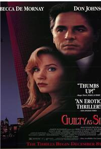 Guilty as Sin (1993) Poster