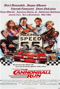 The Cannonball Run (1981) Poster