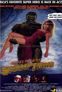 The Return of Swamp Thing (1989) 1080p Poster